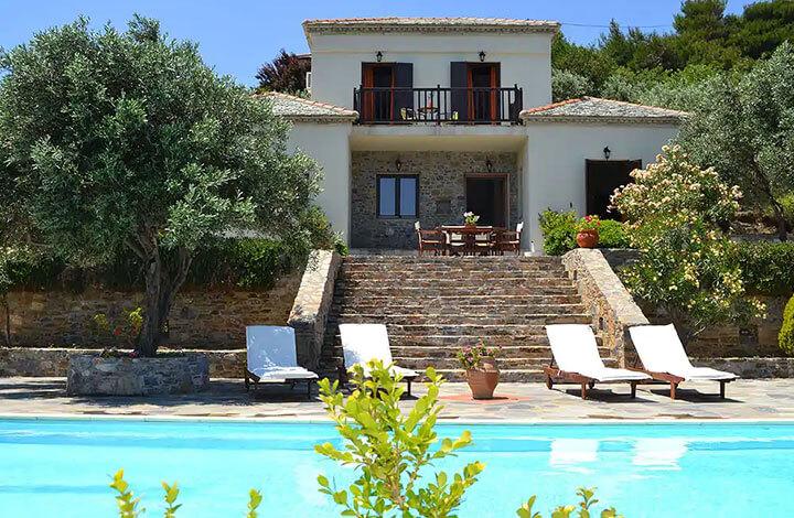 Villa Danai - Skopelos island Greece