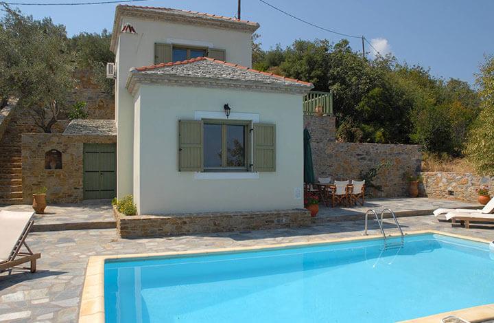 Villa Erato- Skopelos island Greece